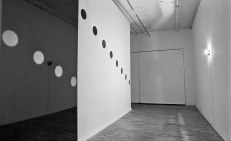 Holes of Light by Nancy Holt