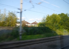 Kings X to Huntingdon for BLOG 033