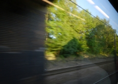 Kings X to Huntingdon for BLOG 043