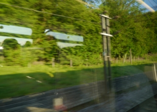 Kings X to Huntingdon for BLOG 045