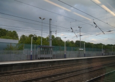 Kings X to Huntingdon for BLOG 065