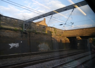 Kings X to Huntingdon for BLOG 089