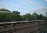 Kings X to Huntingdon for BLOG 095